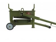 Станок-гильотина для колки тротуарной плитки и кирпича ZIGZAG BS330