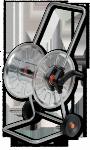 Тележка для шланга металлическая Bradas Zincato AG210 в Бресте