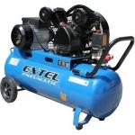 Воздушный компрессор EXTEL V-0.25/8 (50L) ременной