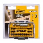 Набор ударных бит DeWALT DT70523T Impact Torsion