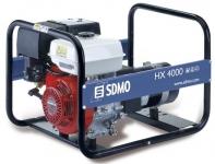 Генератор бензиновый SDMO HX 4000 S