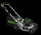 Аккумуляторная газонокосилка GreenWorks GD82LM53
