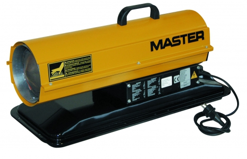 Нагреватель дизельный MASTER B 35 CED