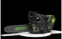 Пила аккумуляторная GreenWorks GD40TCS 40В G-MAX DigiPro