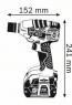 Ударный гайковерт Bosch GDS 18 V-LI