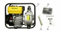 Мотопомпа CHAMPION GP52 для чистой воды в Бресте