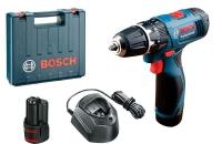 Шуруповерт ударный Bosch GSB 120-LI Professional