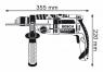 Ударная дрель GSB 21-2 RE Professional