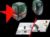 Лазерный нивелир Bosch PLL2