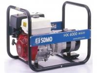 Генератор бензиновый SDMO HX 6000 S