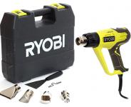 Фен строительный RYOBI EHG 2020 LCD
