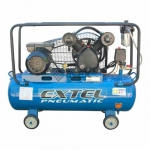 Воздушный компрессор EXTEL V-0.25/8 (70L) ременной   в Бресте