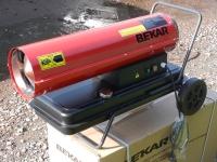 Дизельная тепловая пушка Bekar B30K