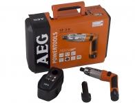 Отвертка аккумуляторная AEG SE3,6Li-152C