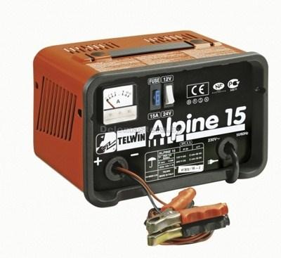Зарядное устройство TELWIN ALPINE 15 (12В/24В)