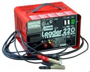 Пуско-зарядное устройство TELWIN LEADER 220 START (12В/24В)