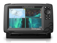 Эхолот Lowrance Hook Reveal 7 Tripleshot в Бресте