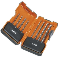 Набор буров для перфоратора AEG POWER SDS-PLUS