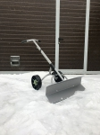 Лопата на колесах для снега RS 017A в Бресте