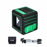 Нивелир лазерный ADA Cube 3D Green Professional Edition