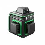 Лазерный нивелир ADA Cube 3-360 Green Basic