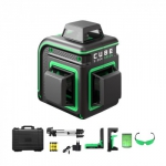 Лазерный нивелир ADA Cube 3-360 Green Ultimate Edition