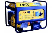Генератор бензиновый (электростанция) Rato R6000D
