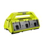 Зарядное устройство на 6 портов RYOBI RC18-627