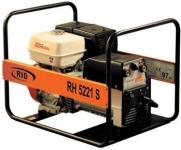 Сварочный бензиновый генератор RID RH 5221 S