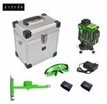 Уровень лазерный Zitrek LL12-GL-2Li-MC зеленый луч