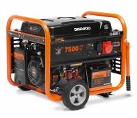 Генератор бензиновый DAEWOO GDA 8500 E-3