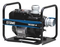 Мотопомпа дизельная SDMO TRASH 4(грязевая)