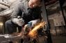 Одноручная угловая шлифмашина Bosch GWS 12-125 CIE Professional
