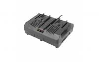 Двойное зарядное устройство Worx WA3883 20В 2*2A