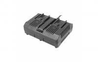Двойное зарядное устройство Worx WA3883 20В 2*2A в Бресте