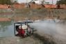 Мотопомпа грязевая бензиновая Honda WT30