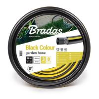 """Шланг поливочный Bradas BLACK COLOUR 5/8"""" (15 мм)"""