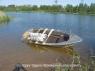 Лодка Вельбот алюминивая (моторно-гребная) Wellboat 37