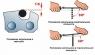 Напильники круглые и др. для заточки пильных цепей, диам. 4,0; 4,8; 5,5 мм